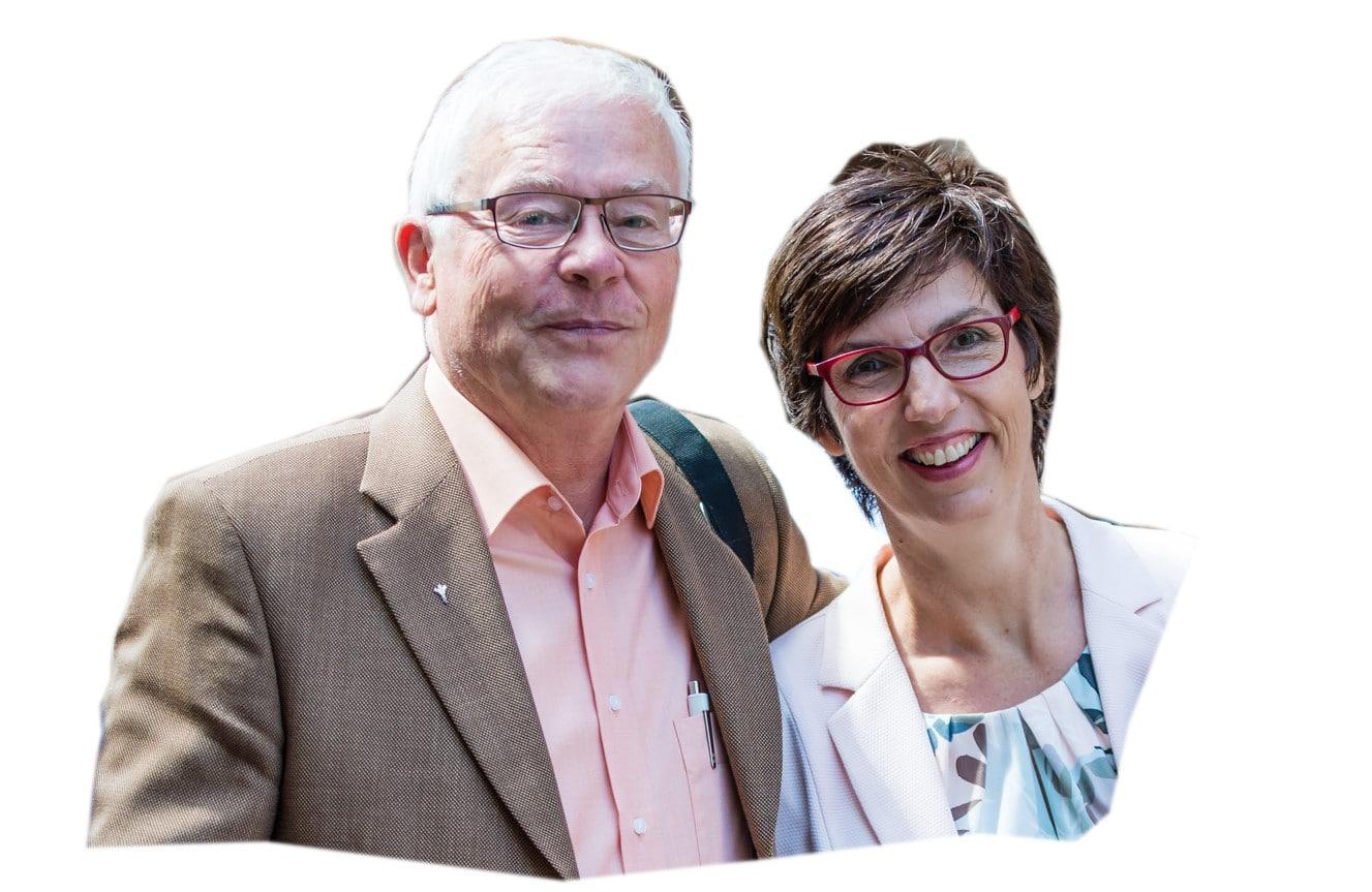 Familie Gliem, Dr. Günter, Birgit